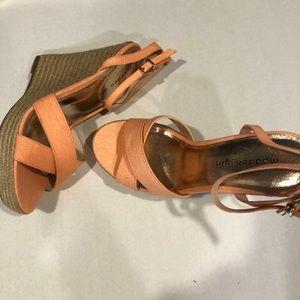 Madden Girl Coral Wedge Sandal